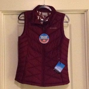 NWT - Columbia Women's Vest